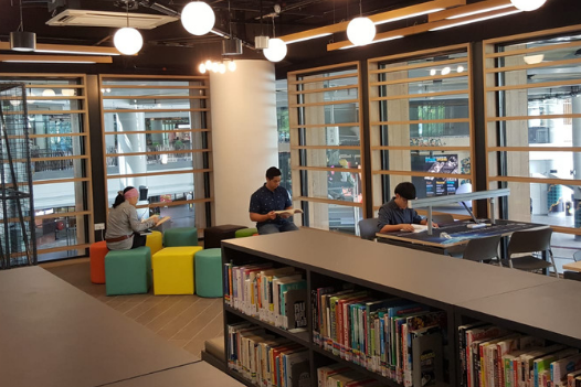 Reading Room at Geylang Serai CC