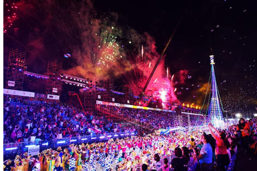Chingay 2019 Finale