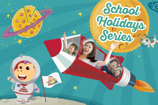 PA's School Holidays Series is back!