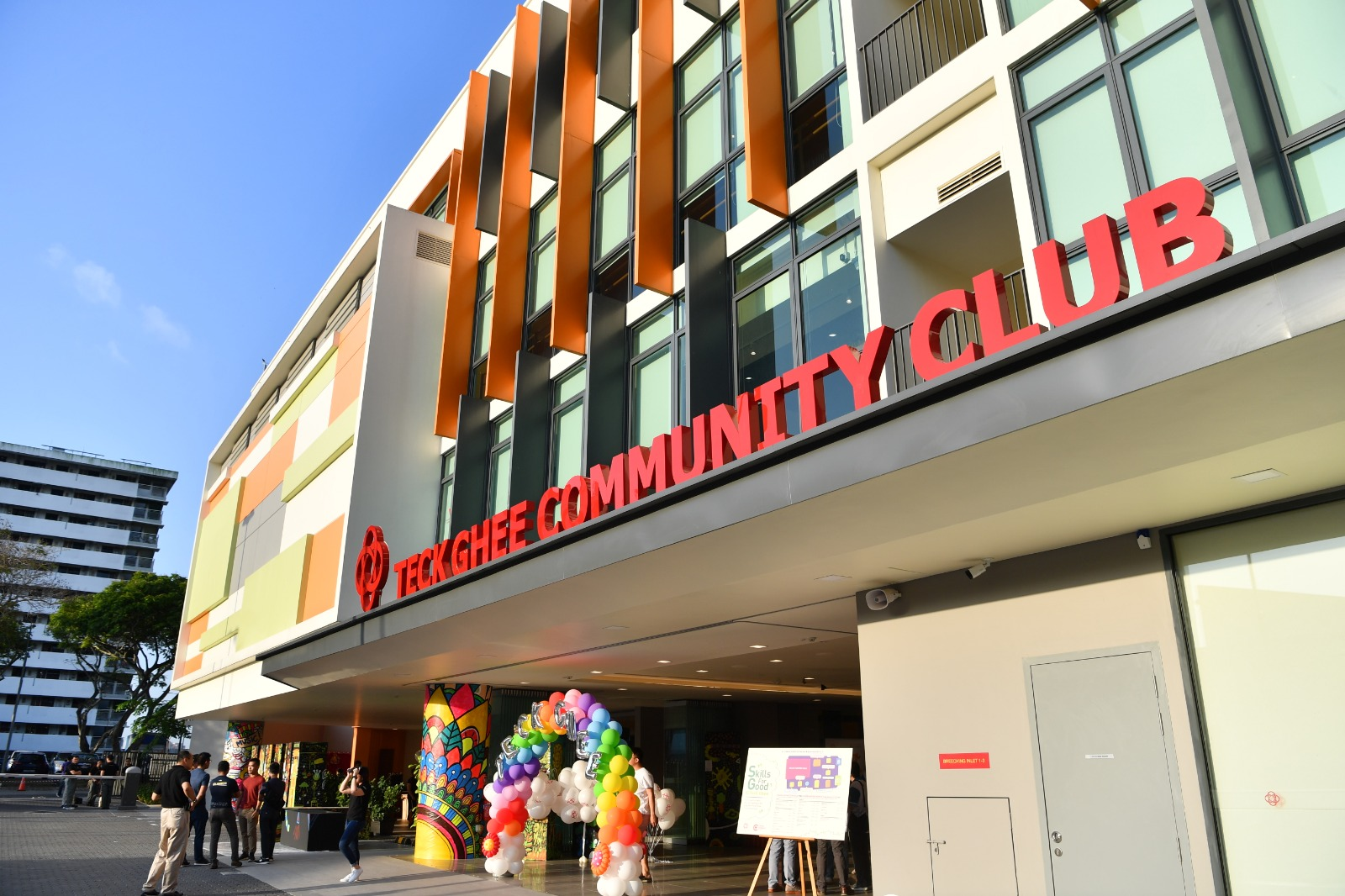 Upgraded Teck Ghee CC offers residents new facilities for community events