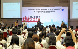 YOUTHSpeak on Budget